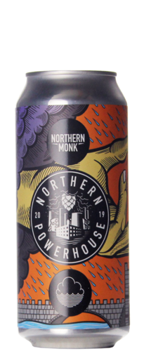 Northern Powerhouse Brew Series 006 // Cloudwater