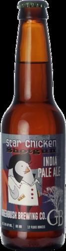 Greenbush Brewing Star Chicken Shotgun