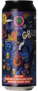 Hopito Grizzly Stout