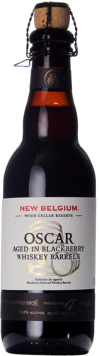New Belgium Oscar Blackberry Whiskey BA