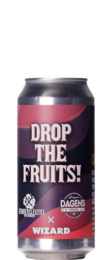 De Moersleutel/Morgondagens Bryggeri/Wizard Brewing Drop the Fruits!