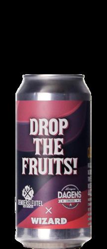 De Moersleutel/Morgondagens Bryggeri/Wizard Brewing Drop the Fruits!