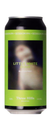 Three Hills Little White Dove (Glutenvij / Glutenfree)