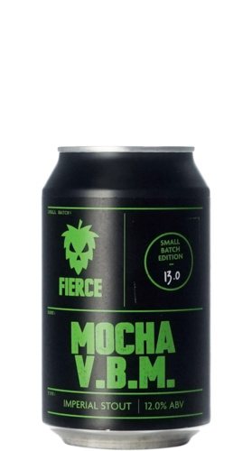 Fierce Beer Very Big Moose Mocha
