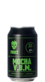 Fierce Beer Very Big Moose Mocha