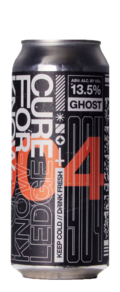 Adroit Theory BHS 2020 Release 2: Cure For Knowledge Coffee/Toasted Coconut/Cacao Nibs/Macadamia (Ghost 911)
