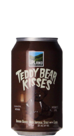 Upland Brewing Bourbon BA Teddy Bear Kisses