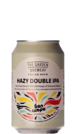The Garden / White Stork Hazy Double IPA