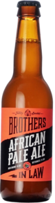 Brothers In Law African Pale Ale