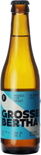 Brussels Beer Project Grosse Bertha