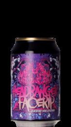 Cervisiam Headbanger Facerip 2.0 Blueberry Sour Explosion