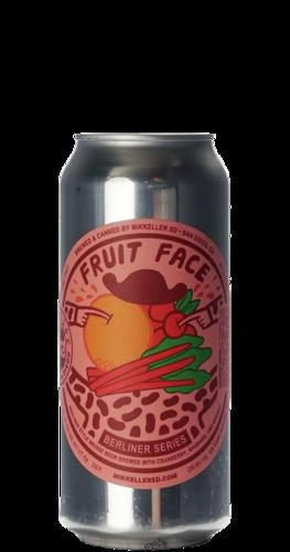 Mikkeller San Diego Fruit Face Cranberry, Rhubarb, Orange