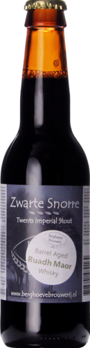 Berghoeve Zwarte Snorre Ruadh Maor Whisky BA