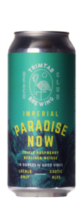 TrimTab Brewing Co. Imperial Paradise Now