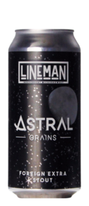 LINEMAN Astral Grains