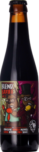 Deer Bear Blend Battle Vol 2. Chocolate Vanilla Nutmeg Coffee Imp. Milkstout