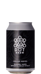 DOT Brew Cellar Series 1: BA Imperial Milkstout (PX Sherry)