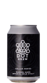 DOT Brew Cellar Series 1: BA Imperial Milkstout (PX Sherry)
