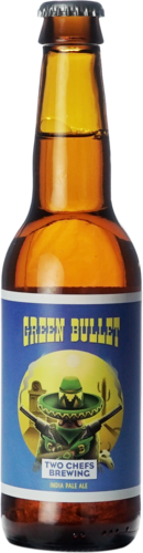 Two Chefs Green Bullet