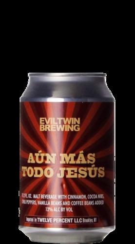 Evil Twin Aún Más Todo Jesús
