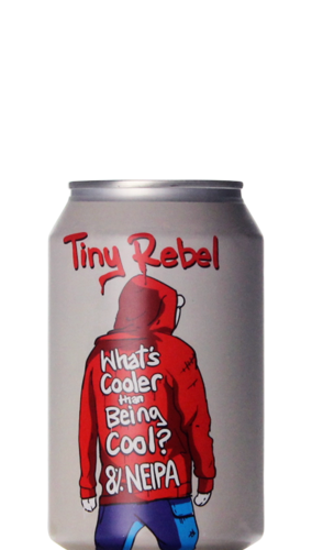 Tiny Rebel What's Cooler Than Being Cool?