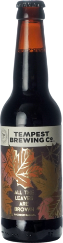 Tempest All The Leaves Are Brown Bourbon BA