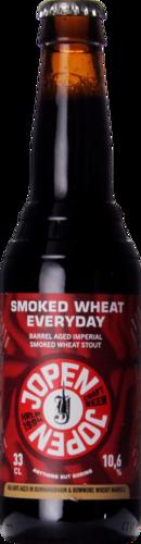 Jopen Smoked Wheat Everyday BA Bunnahabain & Bowmore