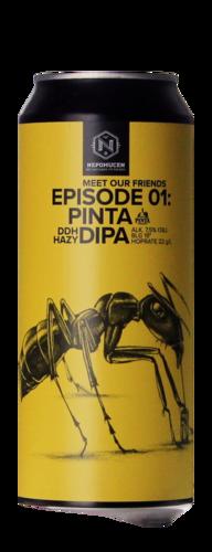 Browar Nepomucen Meet Our Friends Episode 01: Pinta