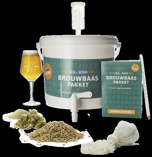 Mr. Hop Brouwbaas pakket - Blond