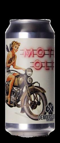 De Moersleutel Motorolie Blik