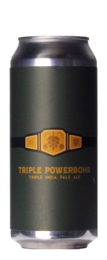 Brix City / Barrier Brewing Triple Powerbomb