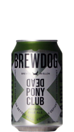 Brewdog Dead Pony Club Pale Ale Blik