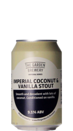 The Garden Imperial Coconut & Vanilla Stout