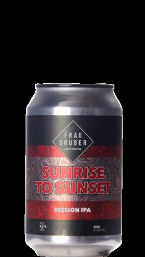Frau Gruber Sunrise to Sunset