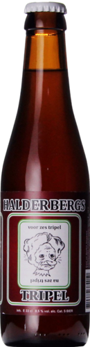 't Meuleneind Halderbergse Tripel