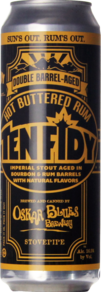 Oskar Blues Hot Buttered Rum Ten FIDY Barrel-Aged Imperial Stout