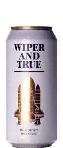Wiper And True Milkshake Milk Stout