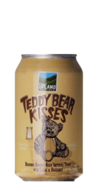 Upland Brewing Teddy Bear Kisses Hazelnut 2020