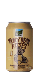 Upland Brewing Teddy Bear Kisses Hazelnut 2020