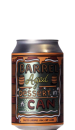 Amundsen Barrel Aged Dessert In A Can Salted Caramel Choc Chip Cookie