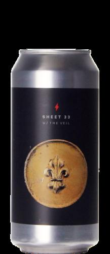 Garage Beer / The Veil Sheet 33 Porter