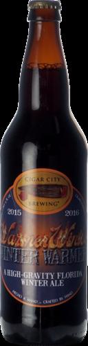 Cigar City Warmer Winter Winter Warmer 2015-2016