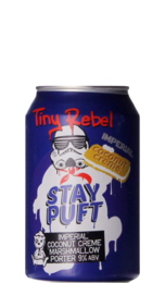 Tiny Rebel Imperial Stay Puft Coconut Creme Edition