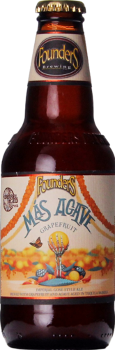 Founders Más Agave Grapefruit