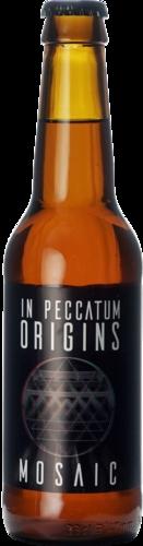 In Peccatum Origins Mosaic