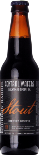 Central Waters Brewer's Reserve Bourbon Barrel Stout