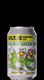 Het Uiltje Cascade Green Sweater