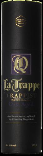 La Trappe Quadrupel Oak Aged, Batch 34