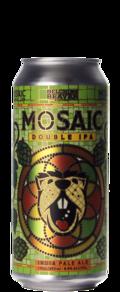 Belching Beaver Mosaic Double IPA
