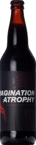 Adroit Theory Imagination Atrophy [rye whiskey variant] (Ghost 750)
